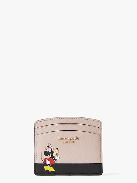 kate spade new york x minnie mouse cardholder by kate spade new york
