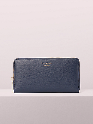 sylvia large continental wallet by kate spade new york non-hover view
