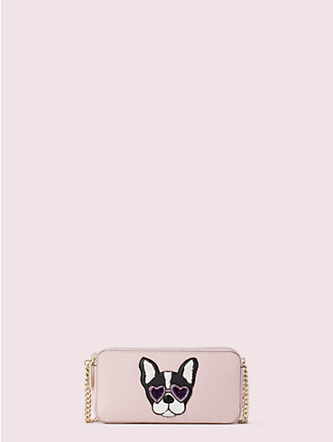 sylvia francois double-zip mini crossbody, , rr_productgrid