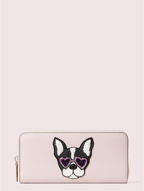sylvia francois slim continental wallet, , rr_large
