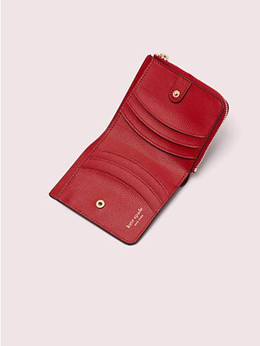 kate spade new york x tom & jerry small bifold wallet, , rr_productgrid