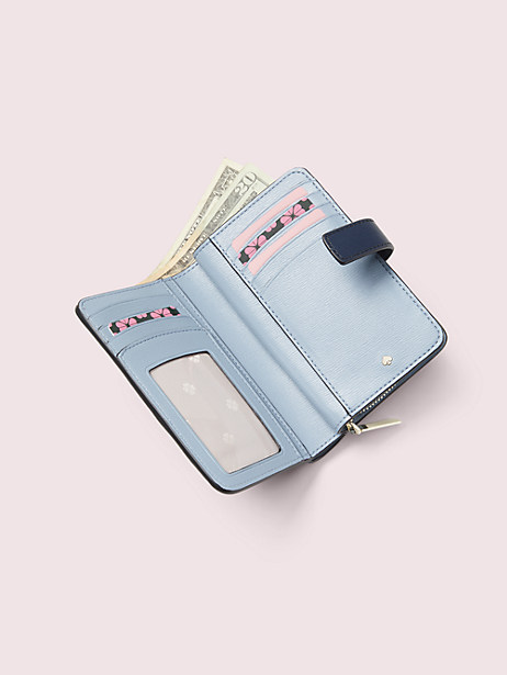 Spencer compact wallet   Kate Spade New York