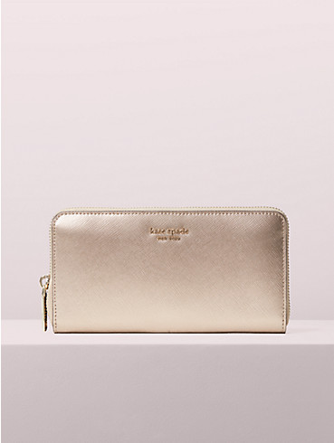 spencer zip-around continental wallet, , rr_productgrid