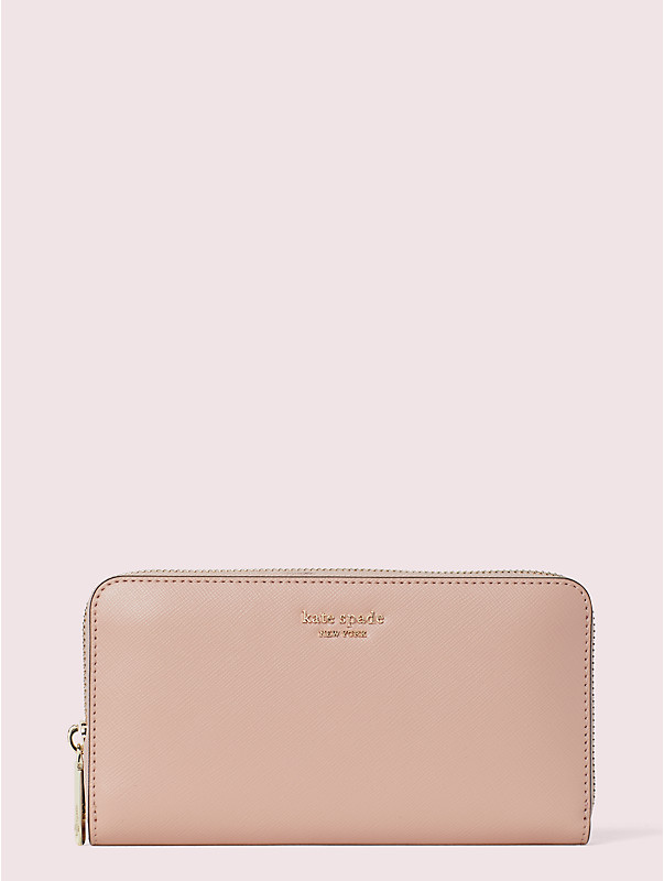 spencer zip-around continental wallet, , rr_large