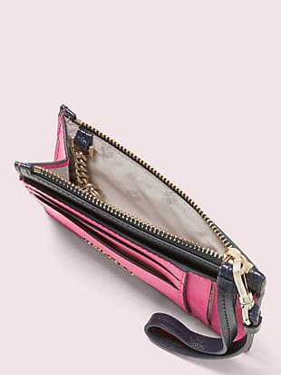 spencer cardholder wristlet by kate spade new york hover view