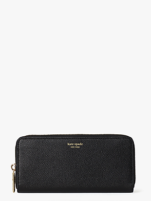 SLIM CONTINENTAL WALLET by kate spade new york non-hover view