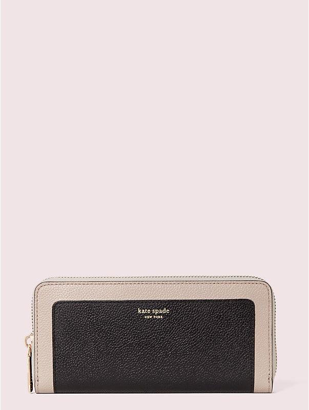 Schmale Margaux Brieftasche im Kontinentalformat, , rr_large