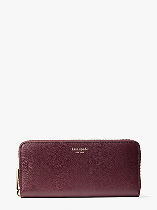 margaux slim continental wallet by kate spade new york non-hover view