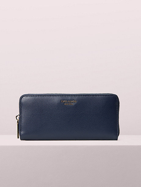 sylvia slim continental wallet by kate spade new york