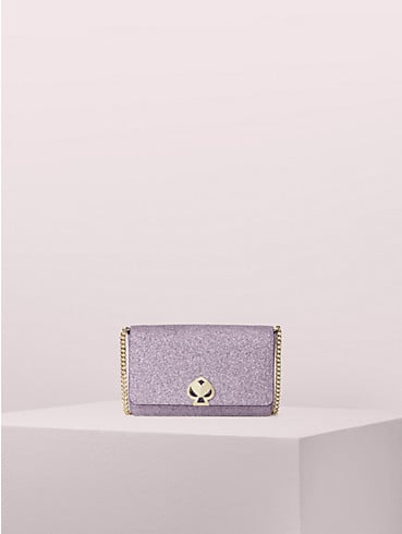 nicola shimmer twistlock chain wallet, , rr_productgrid