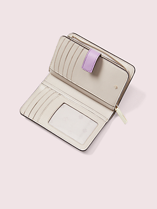 spencer compact wallet by kate spade new york hover view