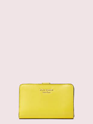 spencer compact wallet by kate spade new york non-hover view