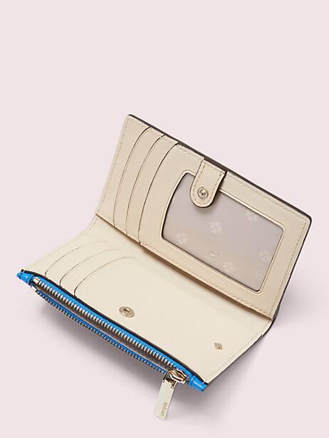 Spencer small slim bifold wallet | Kate Spade New York