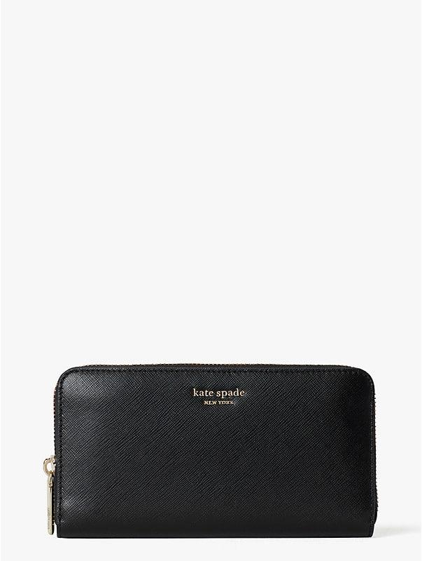 Spencer Brieftasche mit durchgehendem Reißverschluss, , rr_large