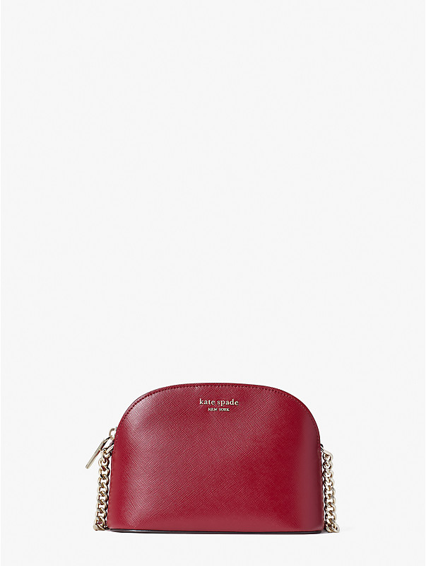 spencer small dome crossbody, , rr_large