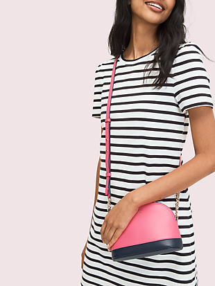 spencer small dome crossbody by kate spade new york hover view