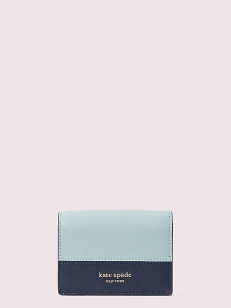 spencer mini keyring wallet by kate spade new york