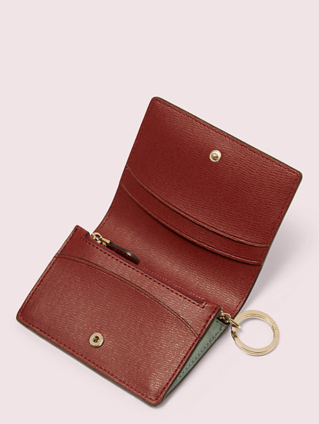 Spencer mini keyring wallet   Kate Spade New York
