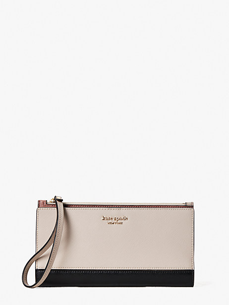 spencer continental wristlet by kate spade new york