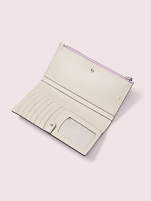 spencer continental wristlet by kate spade new york hover view