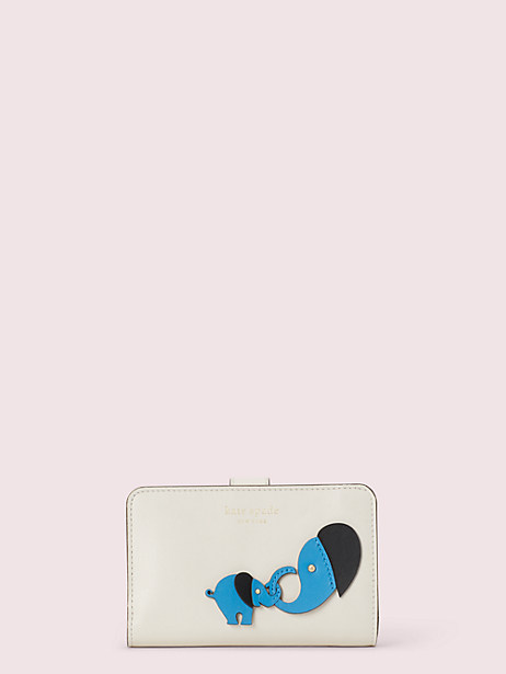 appliqué tiny compact wallet by kate spade new york