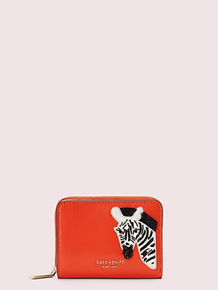 safari compact wallet by kate spade new york non-hover view