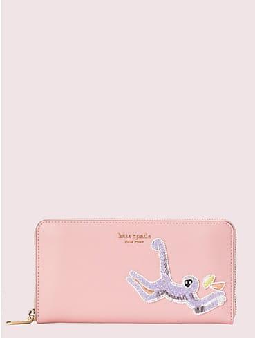Safari Brieftasche im Querformat mit Rundumreißverschluss, , rr_productgrid