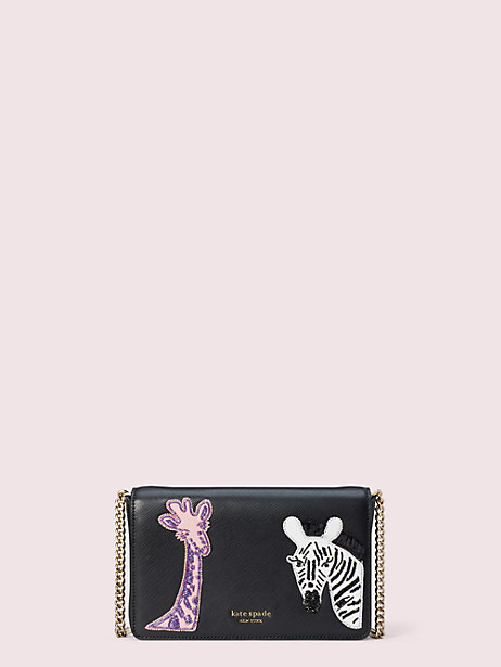 safari chain wallet by kate spade new york