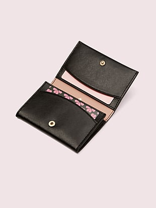 spencer bifold cardholder by kate spade new york hover view