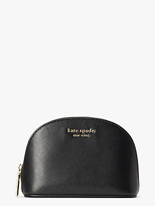 spencer small dome cosmetic case by kate spade new york non-hover view