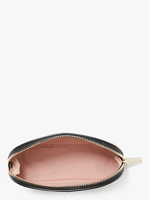 spencer small dome cosmetic case by kate spade new york hover view
