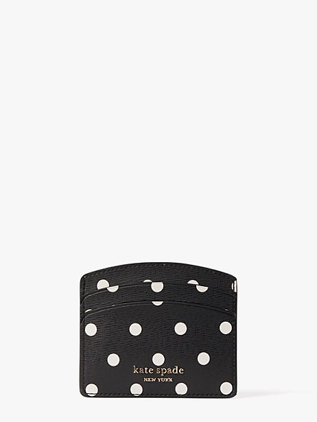 spencer cabana dot cardholder by kate spade new york