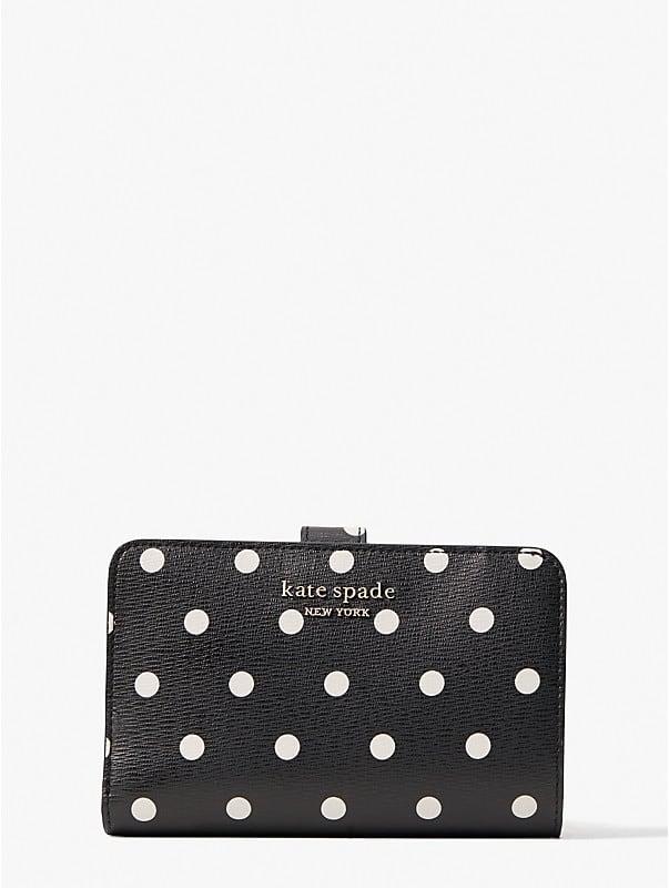spencer cabana dot compact wallet, , rr_large