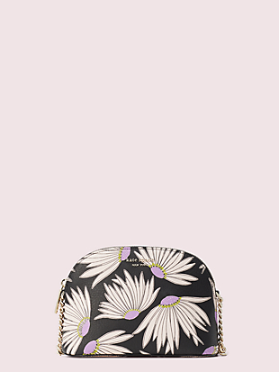 spencer falling flower small dome crossbody by kate spade new york non-hover view