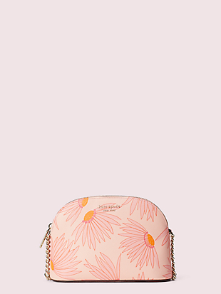 케이트 스페이드 스펜서 크로스바디백 스몰 Kate Spade spencer falling flower small dome crossbody,pink multi