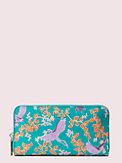 spencer bird party zip-around continental wallet, , s7productThumbnail