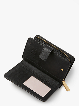 toujours compact wallet by kate spade new york hover view