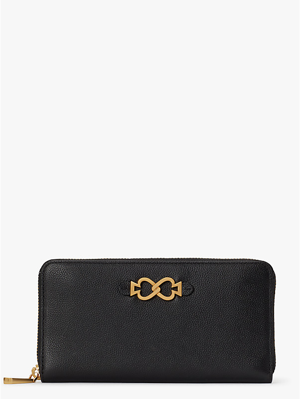toujours zip-around continental wallet, , rr_large