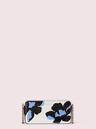 margaux city bloom double-zip mini crossbody by kate spade new york non-hover view