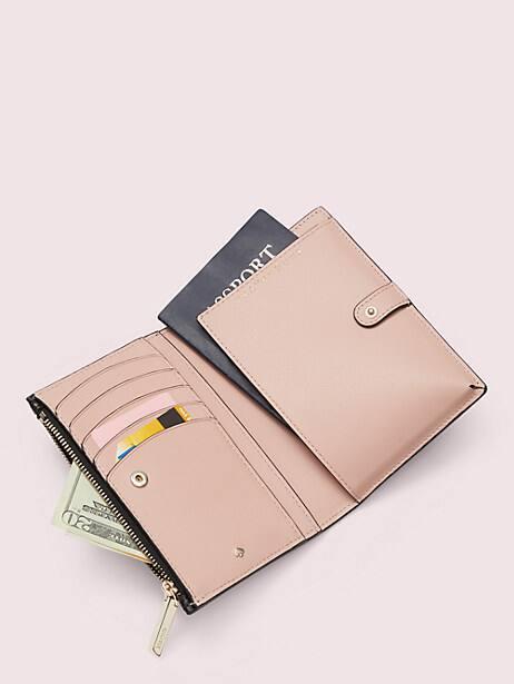 Spencer passport wallet   Kate Spade New York