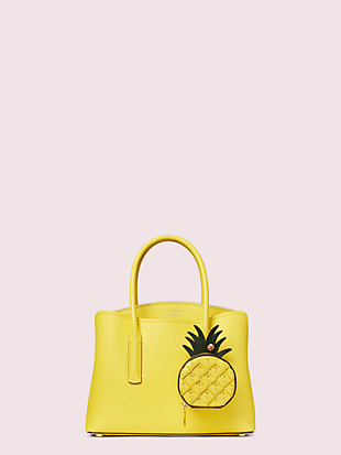 picnic pineapple coin purse by kate spade new york hover view