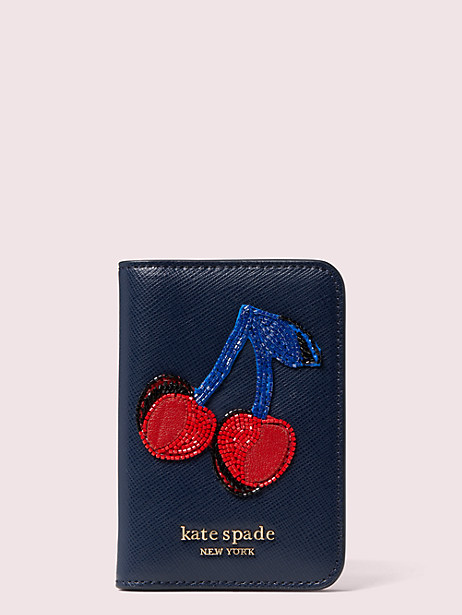 fruitful slim cardholder by kate spade new york