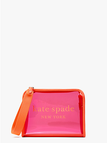 market see-through medium wristlet, , rr_productgrid