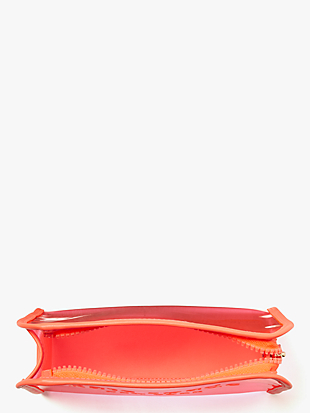 market see-through medium wristlet by kate spade new york hover view