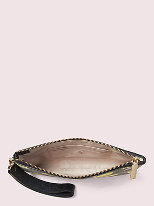 margaux lemons small pouch wristlet by kate spade new york hover view