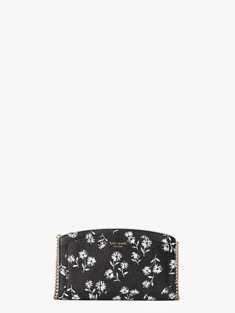 margaux dandelion floral east west crossbody by kate spade new york