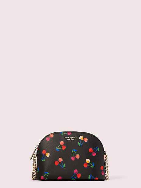 spencer cherries small dome crossbody by kate spade new york