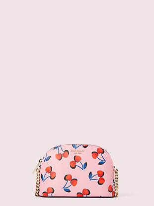 spencer cherries small dome crossbody by kate spade new york non-hover view