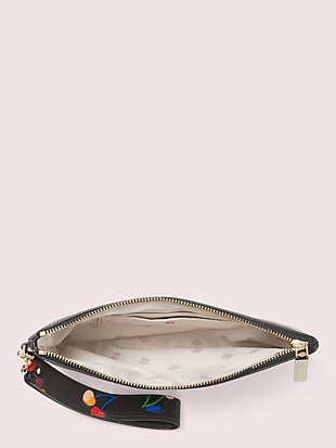 spencer cherries small pouch wristlet by kate spade new york hover view