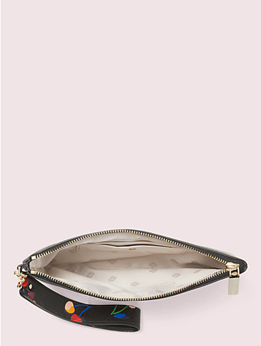 spencer cherries small pouch wristlet, , rr_productgrid